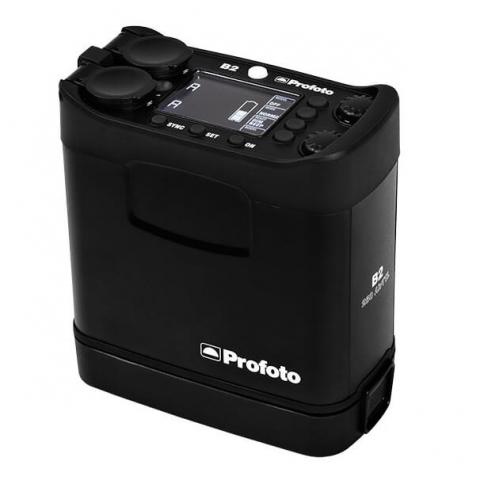 Profoto B2 250 AirTTL w/o battery (901107) батарейный генератор 250 Дж