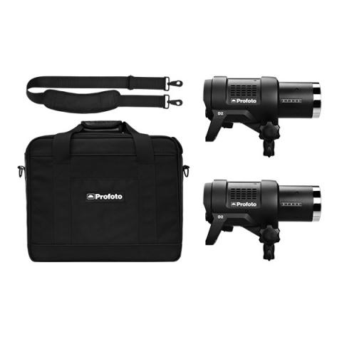 Profoto D2 500/500 Air TTL kit (901016) комплект студийных осветителей 2 шт.