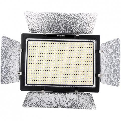 YongNuo YN-900 LED осветитель 900 светодиодов с дистанционным управлением c БП