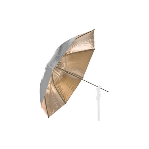 Lastolite (4536) Umbrella Sunfire/Silver зонт серебро/мягкое золото 100 см