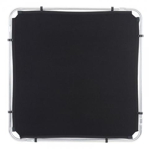 Lastolite (82202) SKYLITE Black Velvet ткань для отражателя черная 2х2 м