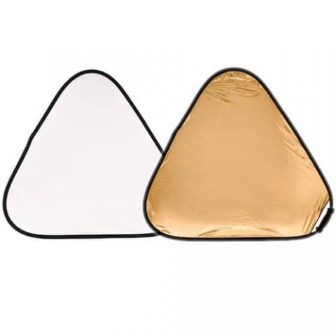 Lastolite LL LR3741 TriGrip Large  Gold/W отражатель белый-золотой 120 см