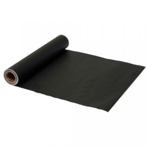 Chris James BLACK ALUMINUM WRAP синефоль фольга черная 600х7500 мм