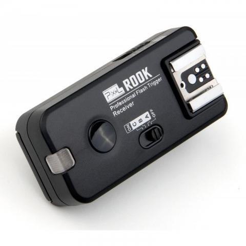 Pixel ROOK (F-508) RX радиосинхронизатор приемник для Canon