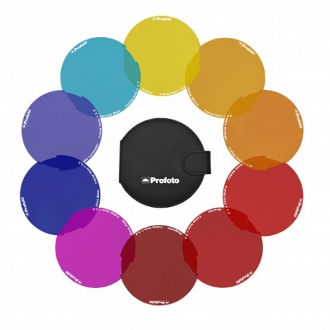 Profoto OCF Color Effects Gel Pack (101039) комплект цветных фильтров