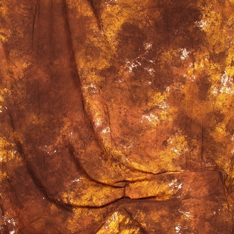 Grifon W-005 фон пятнистый оранжево-коричневый 2,7х5 м