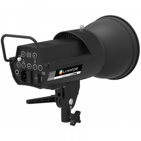 Lumifor CRETO LCR-400 студийная вспышка 400 Дж