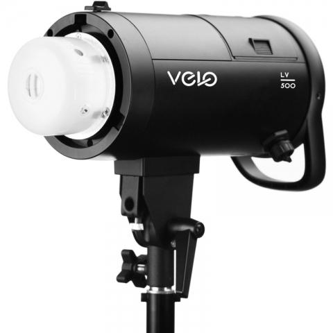 Lumifor VELO LV-500 студийная вспышка 500 Дж