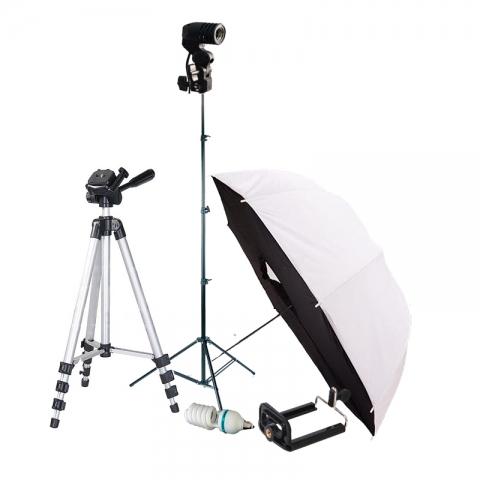 Fotokvant Basic Smart базовый комплект студийного освещения и для смартфона