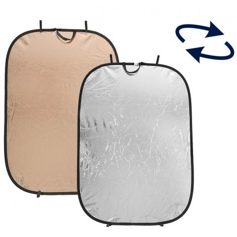 Lastolite LR7236 отражатель мягкое золото/серебро 120х180 см
