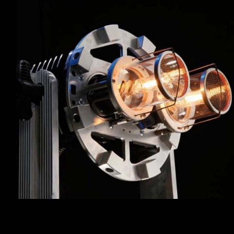 Dedolight SETDLHPA7x2T-E галогенный осветительный прибор