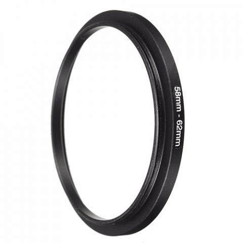 Fotokvant LAD 58-62 переходное кольцо для крепления фильтров 58-62 мм