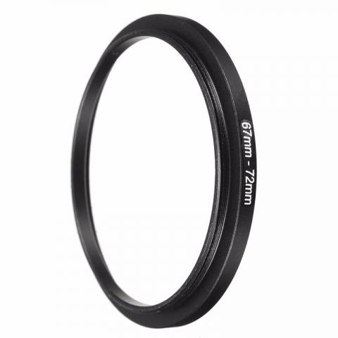 Fotokvant LAD 67-72 переходное кольцо для крепления фильтров 67-72 мм