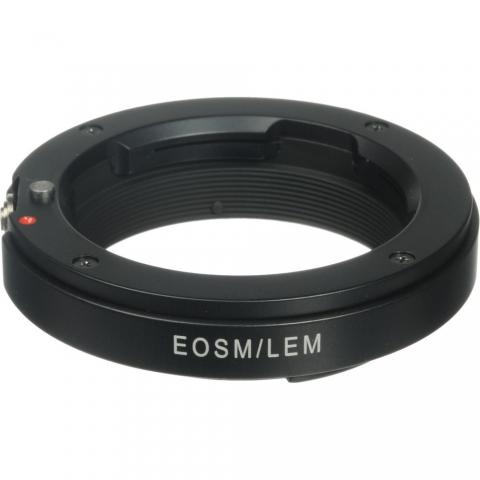 Novoflex EOSM/LEM переходное кольцо для объективов Leica M на камеры EOS M