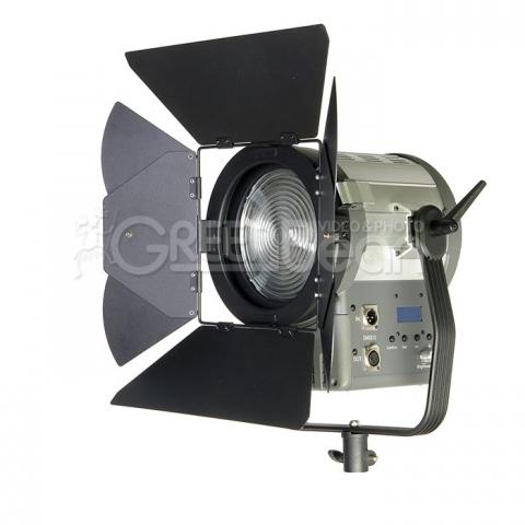 GreenBean Fresnel 150 LED X3 DMX светодиодный осветитель