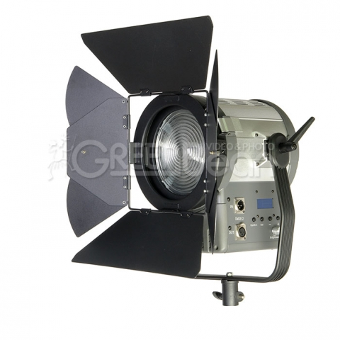 GreenBean Fresnel 200 LED X3 DMX светодиодный осветитель