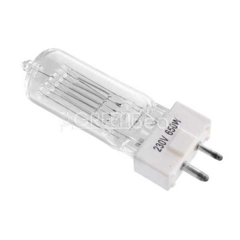 GreenBean лампа галогенная FHL-650 для осветителя Fresnel 650