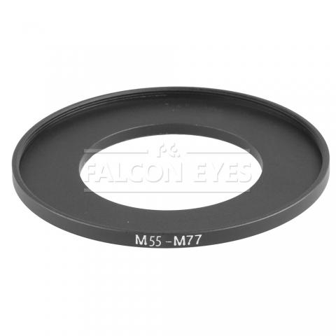 Falcon Eyes кольцо переходное для макровспышки 55-77 мм