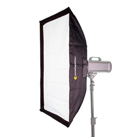 Fotokvant SBR-6090BW быстрораскладной софтбокс 60х90 см с адаптером Bowens