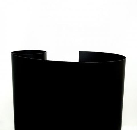 Fotokvant NVF-9202 фон пластиковый черный матовый/глянцевый 0,7х1,0 м