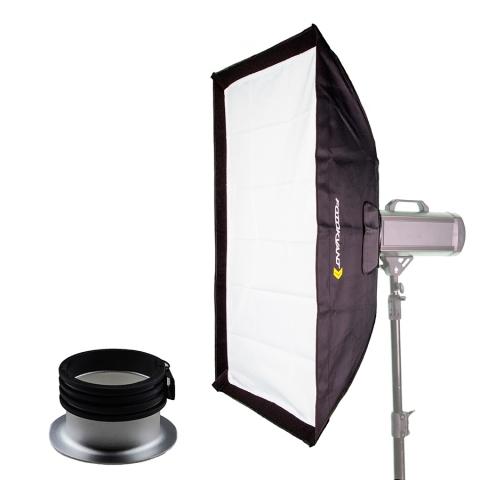 Fotokvant SB-80120PF софтбокс 80х120 см с адаптером Profoto