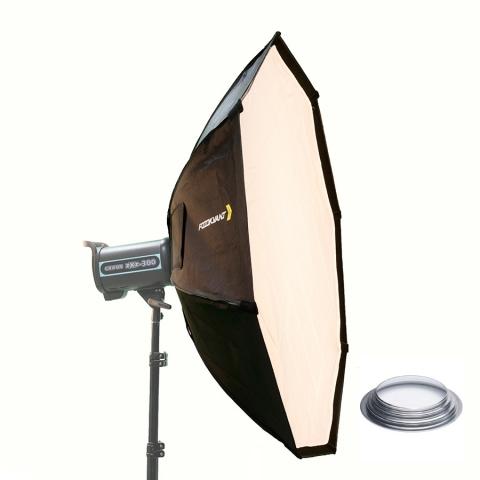 Fotokvant SB-150HE октобокс 150 см с адаптером Hensel