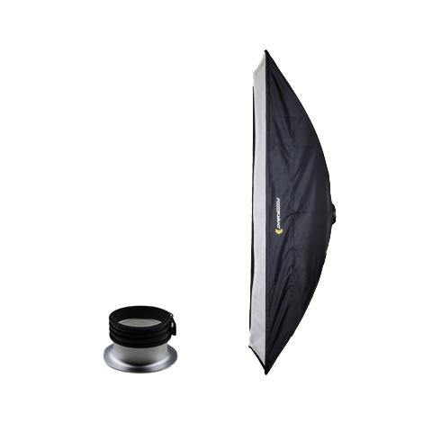 Fotokvant SB-30120PF стрипбокс 30х120 см с адаптером Profoto