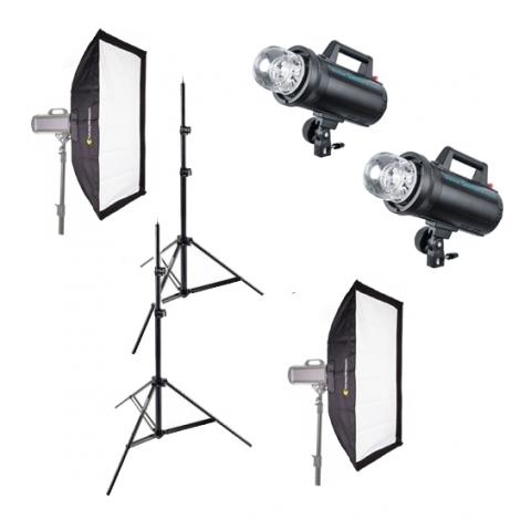 Grifon GS-300 Double Soft комплект студийного света