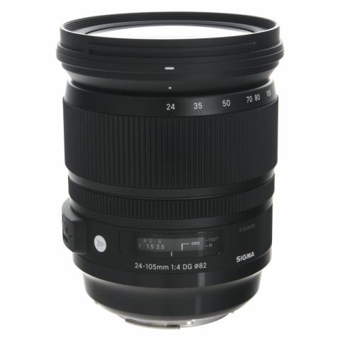 Sigma AF 24-105mm f/4.0 DG OS HSM Art NIKON объектив