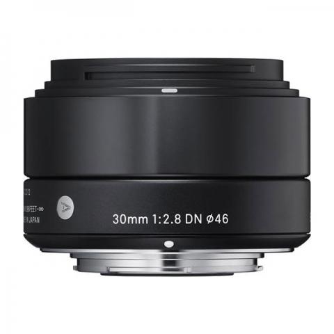 Sigma AF 30mm f/2.8 DN Sony E Black объектив