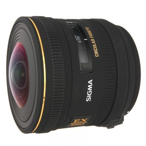 Sigma AF 4.5mm f/2.8 EX DC Circular Fisheye HSM SONY объектив