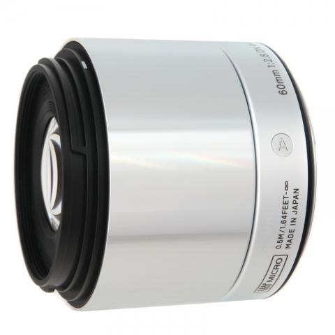 Sigma AF 60mm f/2.8 DN Micro 4/3 Silver объектив