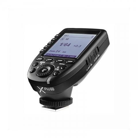 Godox Xpro-N (TTL) устройство радиоуправления (передатчик) для фотокамер Nikon