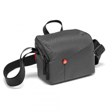 Manfrotto NX-SB-IGY-2 сумка наплечная для фотоаппарата NX I серая