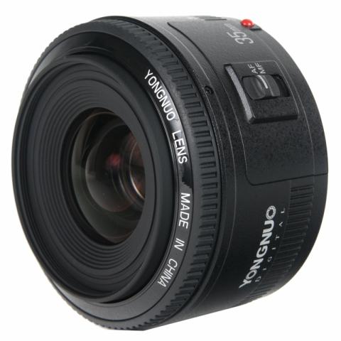 YongNuo 35 F2.0 объектив для Nikon