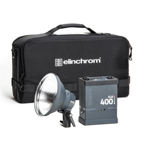 Elinchrom ELB 1200 Hi-Sync To Go (10305) комплект на основе генератора