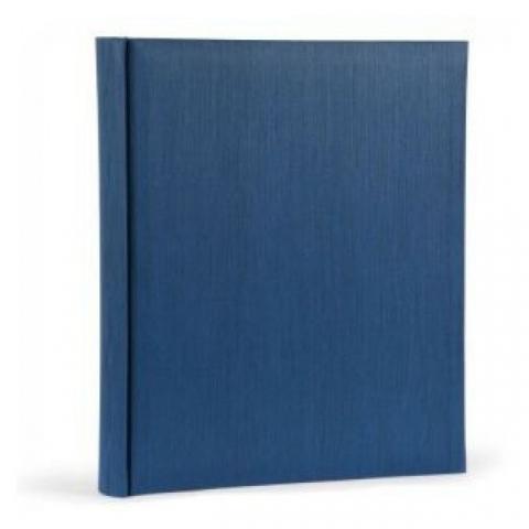 Henzo 10860 Promo Kashmir фотоальбом 100 белых страниц 29x33.5 синий