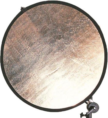 Falcon Eyes CFR-22G отражатель двухсторонний золотистый/белый 56 см