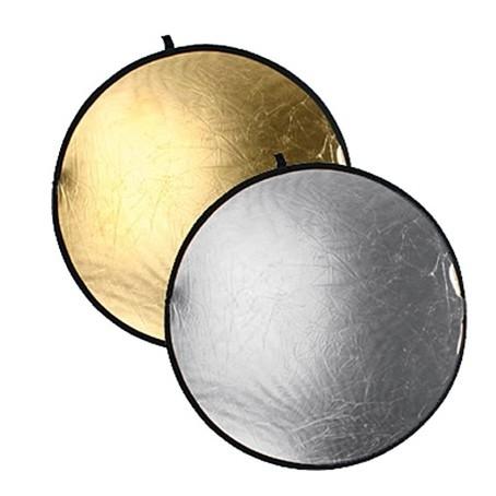 Falcon Eyes CFR-42GS светоотражатель серебряный/золотой 107 см