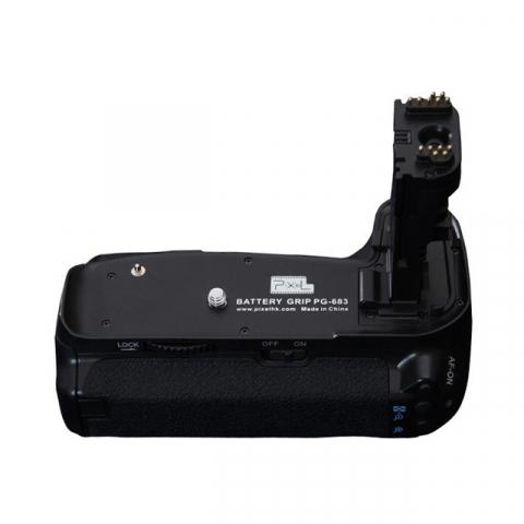 Pixel Vertax  батарейная ручка для фотокамеры Canon 60D