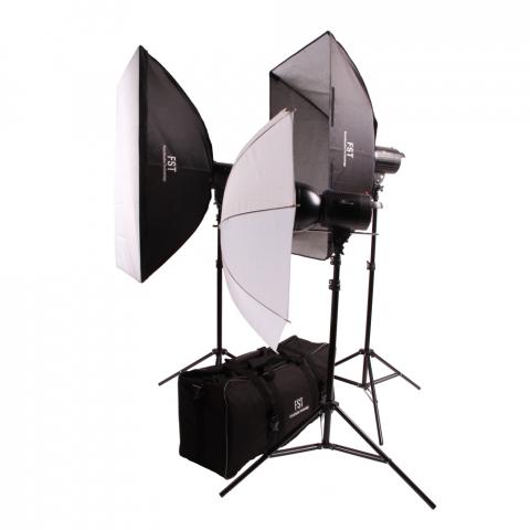 FST F-400 Novel KIT комплект импульсного света