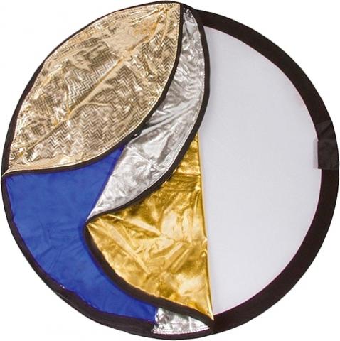 Falcon Eyes CRK7-22 отражатель 7 в 1 на пружине круглый, 56 см