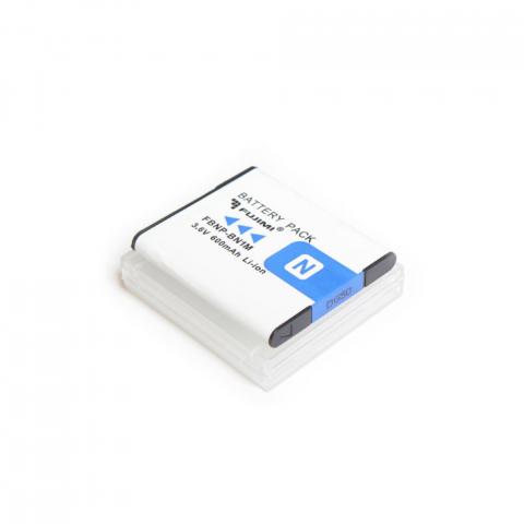 Fujimi FBNP-BN1M аккумулятор 600 mAh для цифровых фото- и видеокамер