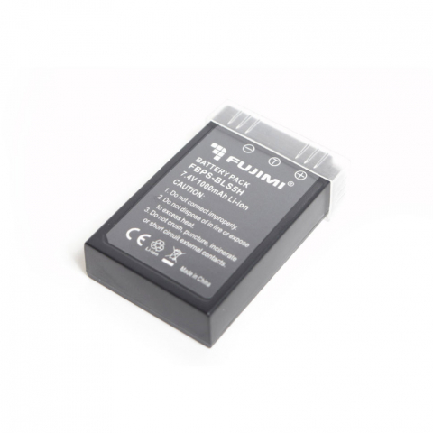 Fujimi FBPS-BLS5H аккумулятор 1000 mAh для камер E-PL2/E-PL3/E-PL5/OM-D E-M10 Stylus 1 Olympus