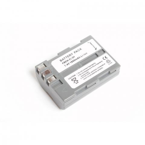 Fujimi FBEN-EL3H аккумулятор 1600 mAh для цифровых фото- и видеокамер