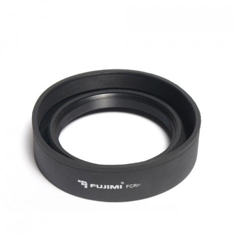 Fujimi FCRH67 трехступенчатая резиновая складная бленда на резьбу 67 мм