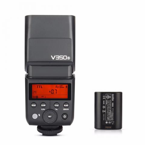 Godox V350S KIT фотовспышка накамерная для Sony