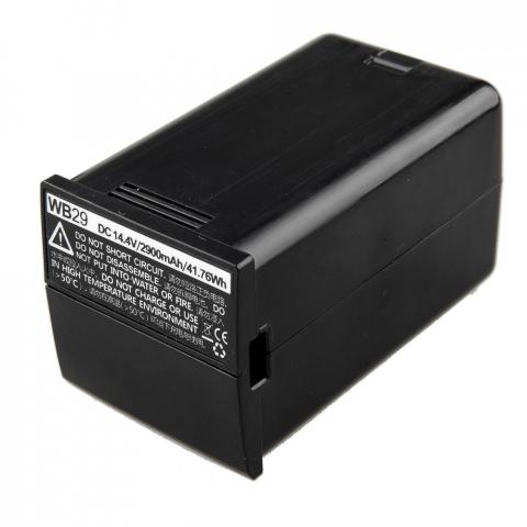 Godox WB29 батарея аккумуляторная съемная для AD200