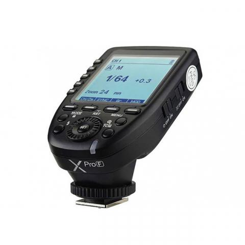 Godox Xpro-F синхронизатор-передатчик для фотокамер Fuji TTL