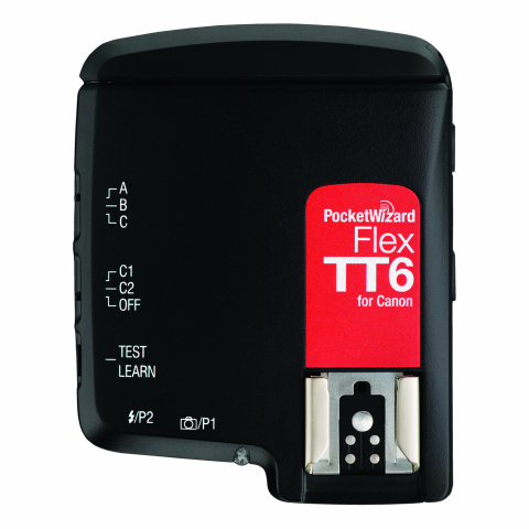 PocketWizard FlexTT6 PW-FLEX-TT6-C-CE радиосинхронизатор для Canon